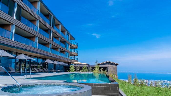 ANA InterContinental Beppu Resort & Spa - Pool