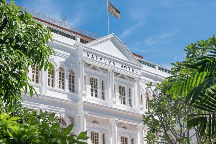 Raffles Singapore - Exterior