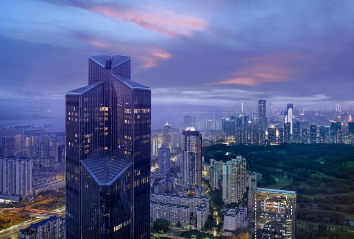 Exterior of Park Hyatt Shenzhen