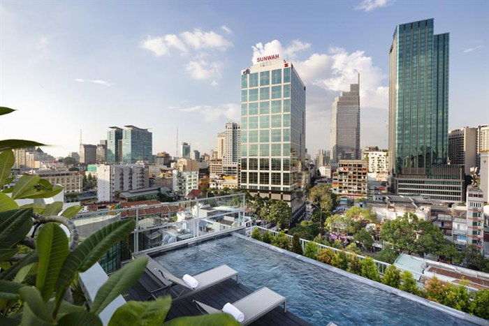 INNSiDE by Meliá Saigon Central - Pool