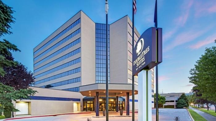 DoubleTree Suites by Hilton Hotel Salt Lake City - Exterior