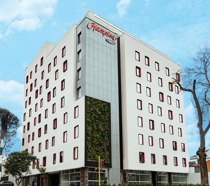 Hampton by Hilton Lima San Isidro - Exterior