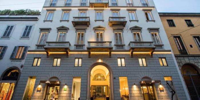 Hotel Indigo Milan - Corso Monforte - Exterior