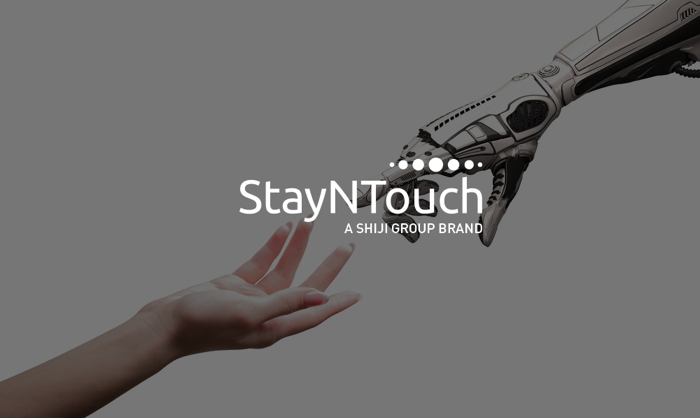 StayNTouch, A Shiji Group Brand - logo
