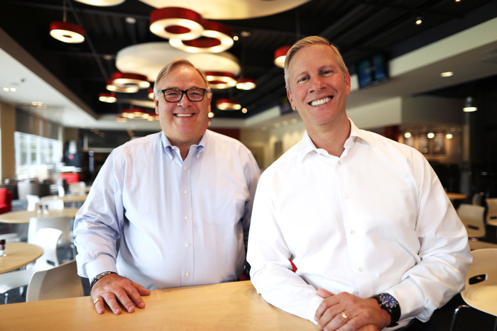 Yum! Brands today announced that CEO Greg Creed (left) will retire at the end of 2019 and will be succeeded by President and Chief Operating Officer David Gibbs (right), effective January 1, 2020.