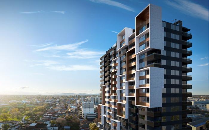 Avani Melbourne Box Hill Residences - Exterior