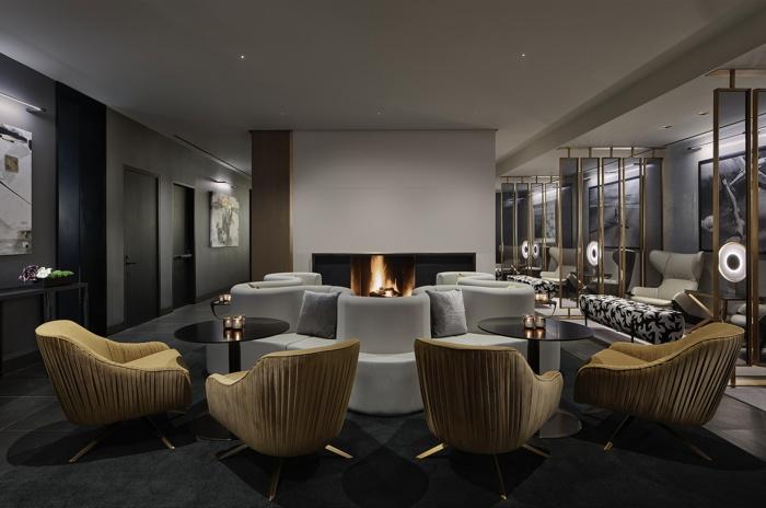 AKA Tribeca Hotel - Lobby