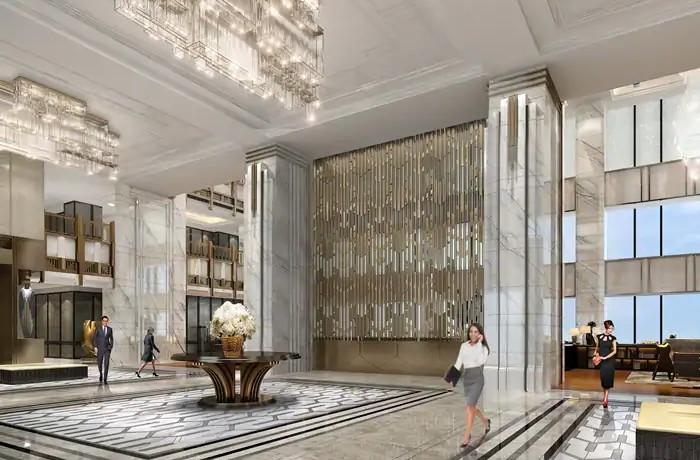 Conrad Tianjin - Lobby