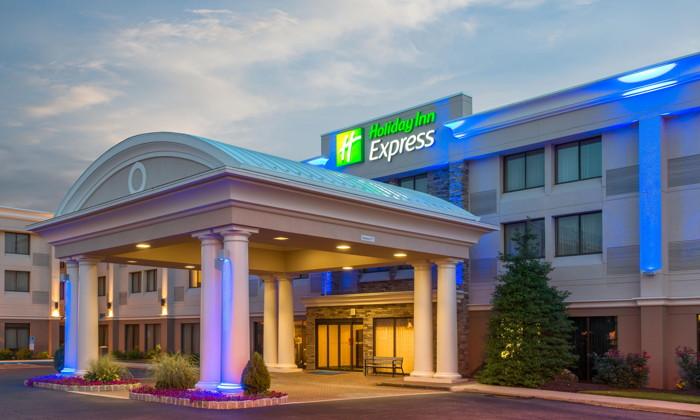 Holiday Inn Express Philadelphia NE-Bensalem - Exterior