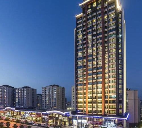 Radisson Residences Avrupa Tem İstanbul - Exterior