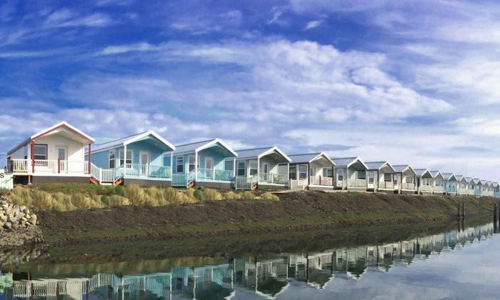 Westport Marina Cottages