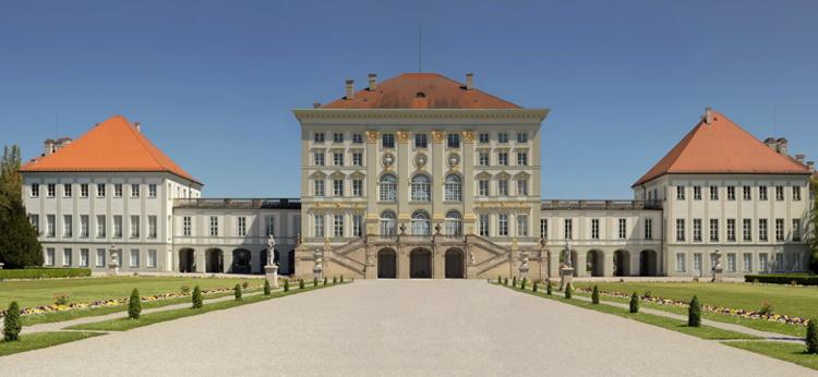 Nymphenburg Palace - Source Wikipedia