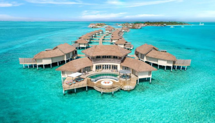 InterContinental Maldives Maamunagau Resort - Overwater Villas