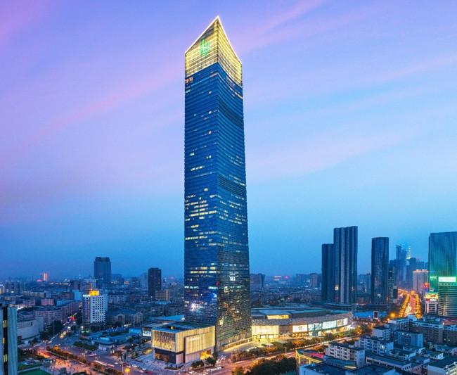 Conrad Shenyang Hotel - Exterior
