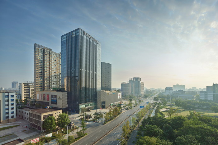 DoubleTree by Hilton Yangzhou - Exterior