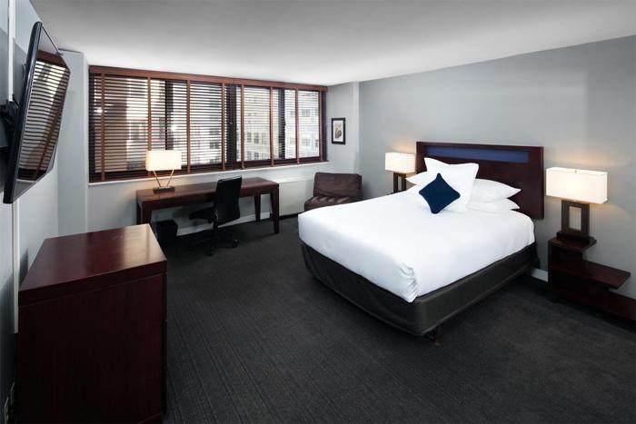Guestroom at the Hotel RL Washington D.C.
