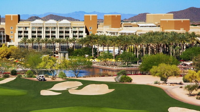 JW Marriott Desert Ridge Resort & Spa - Exterior