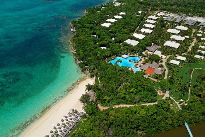 Paradisus Río de Oro - Cuba - Aerial view