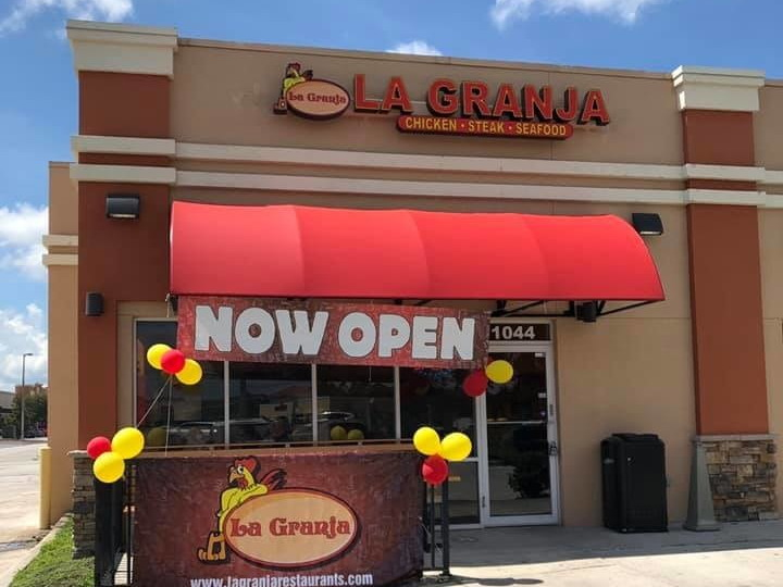 La Granja Restaurant in Poinciana, Florida - Exterior