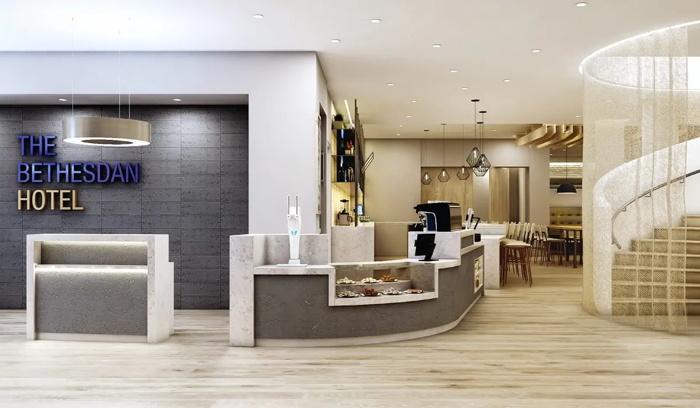 The Bethesdan Hotel - Lobby