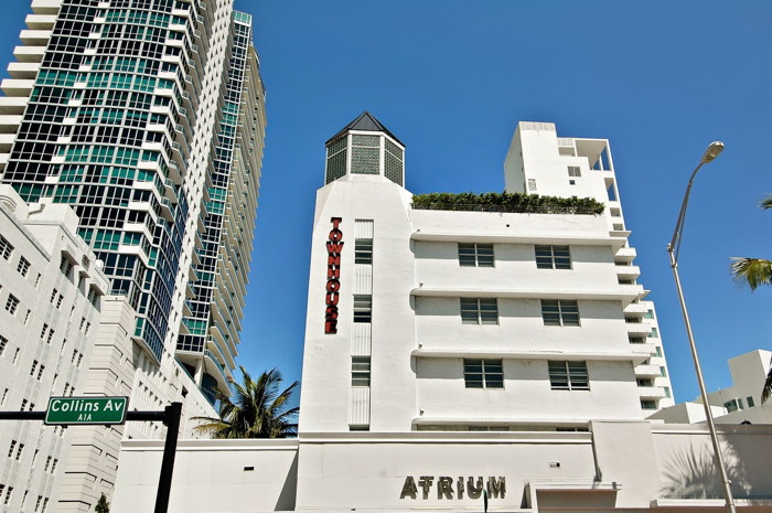 Townhouse Hotel Miami Beach - Exterior