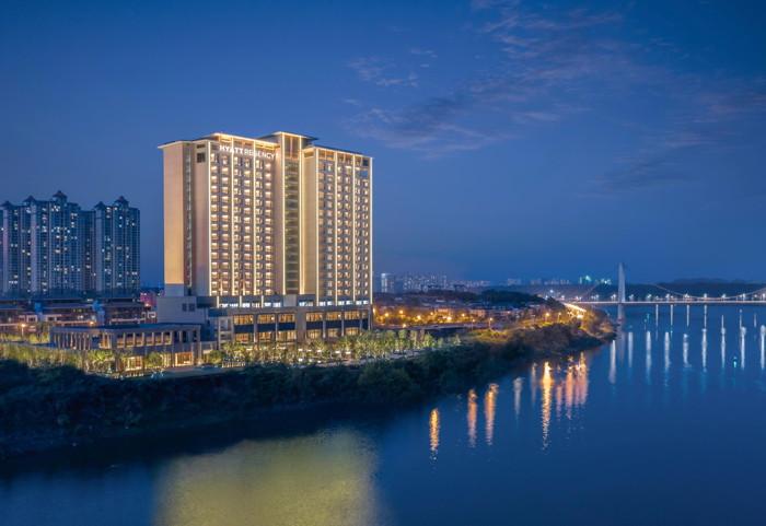 Hyatt Regency Zhuzhou - Exterior