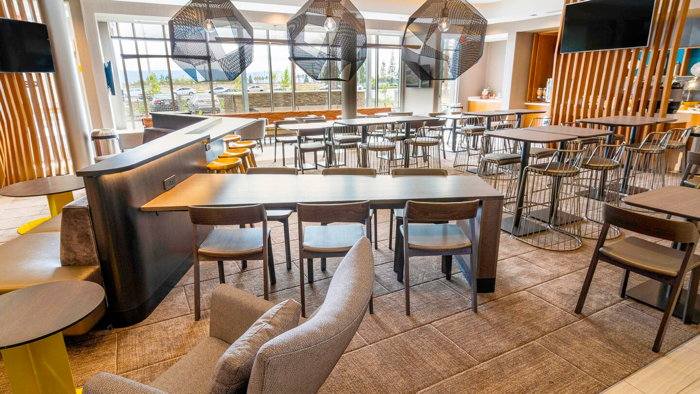 SpringHill Suites by Marriott in Newark, California - Restaurant