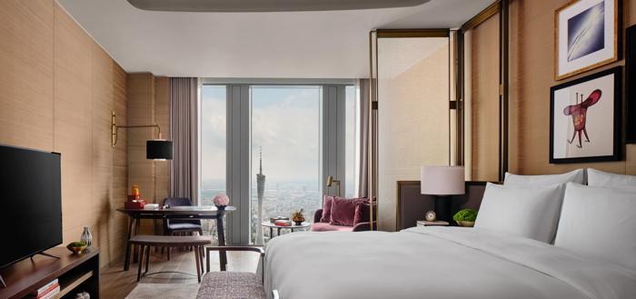 Rosewood Guangzhou Hotel Opens
