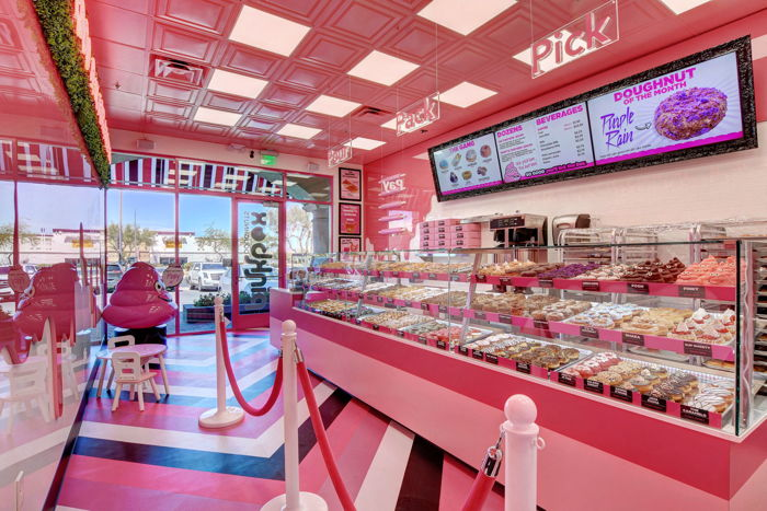 Pinkbox's New Tropicana Location in Las Vegas