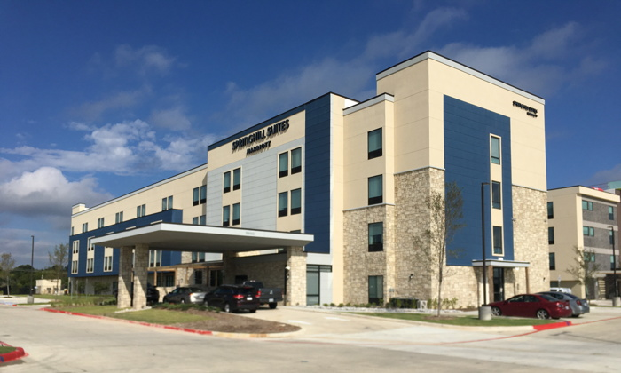 SpringHill Suites by Marriott in McKinney, Texas - Exterior