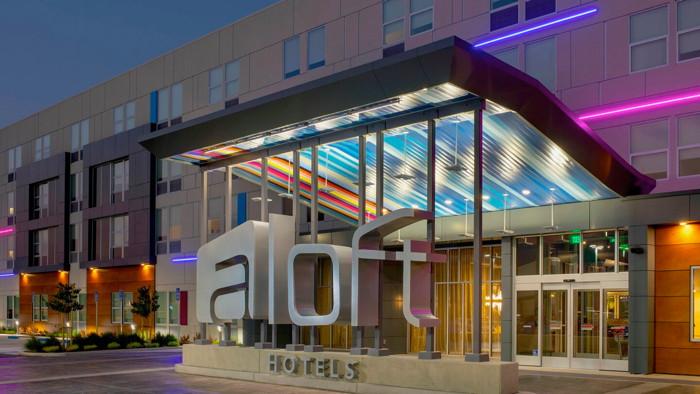 Aloft Dallas Euless Hotel - Exterior