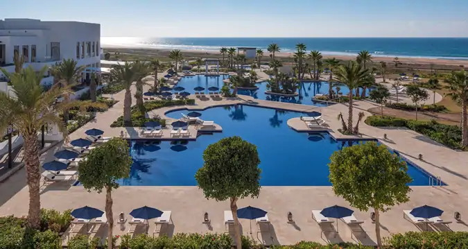 Hilton Tanger Al Houara Golf Resort & Spa - Pool