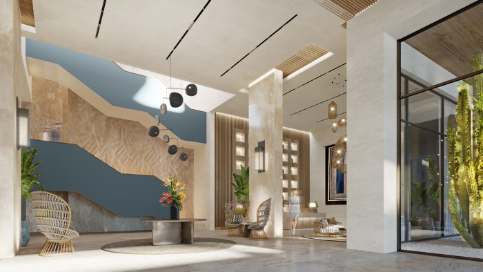 Rendering of Four Points by Sheraton São Vincente