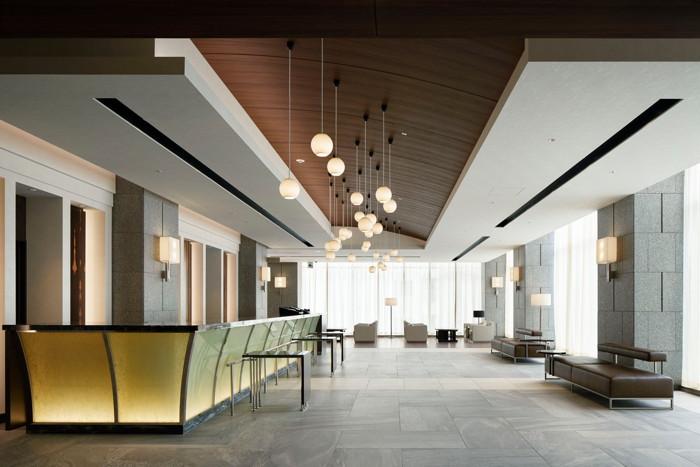 Hotel JAL City Sapporo Nakajima Park - Lobby