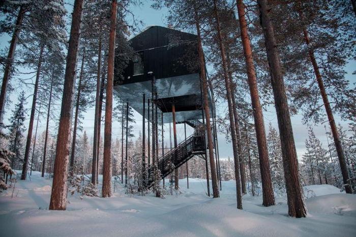 Treehotel, Norrbotten County, Sweden