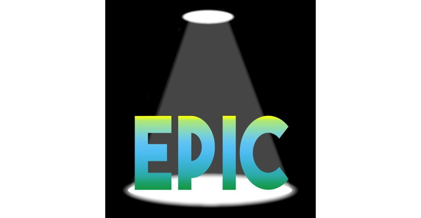 The word 'EPIC'
