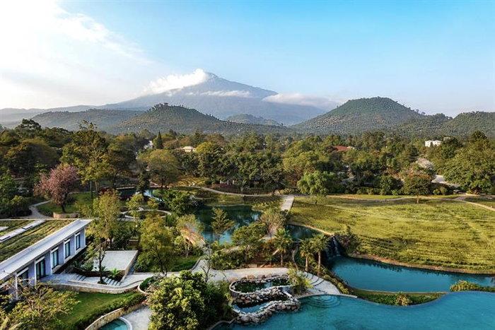Gran Meliá Arusha Hotel - Aerial view