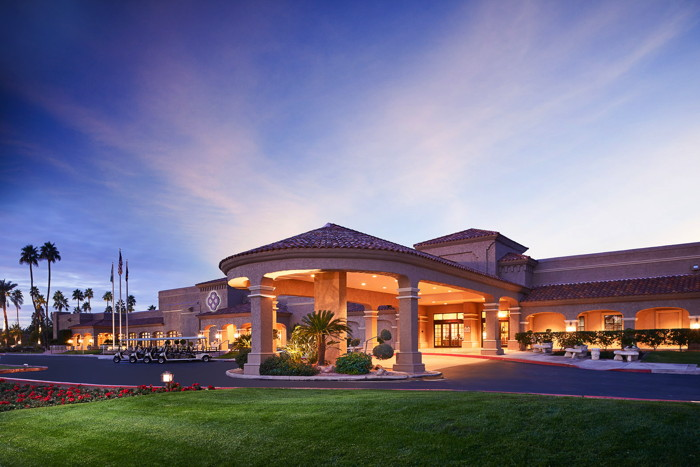 Scottsdale Plaza Resort - Exterior