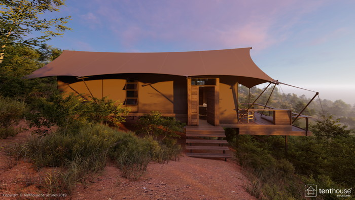Mantis Eco-Lodge Innovation Hub