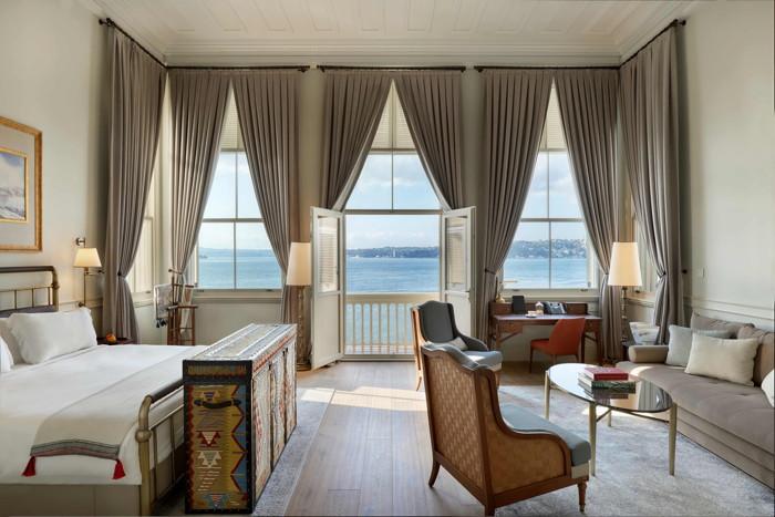 Suite at the Six Senses Kocataş Mansions