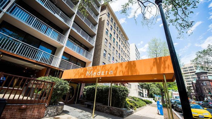 Hotel Madera - Entrance