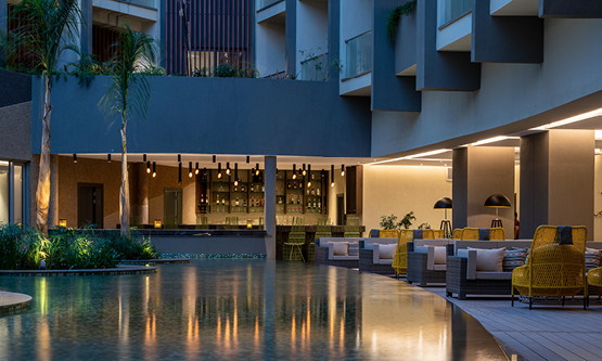 Radisson Blu Hotel & Residence, Nairobi Arboretum - Public area
