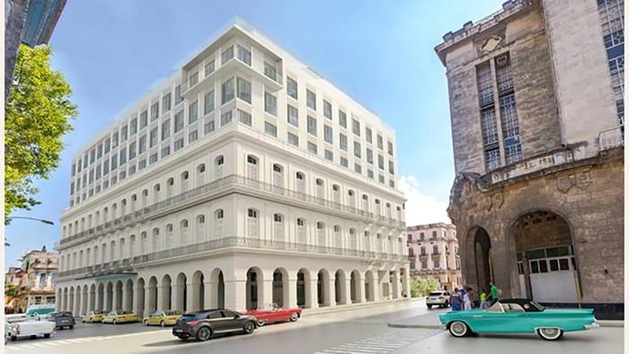 Gran Hotel Bristol - Exterior