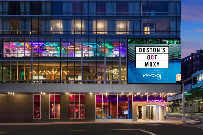 Moxy Boston Downtown - Exterior