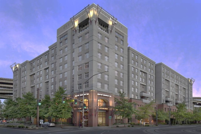 Residence Inn by Marriott Portland Downtown/RiverPlace - Exterior