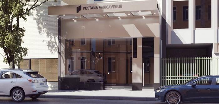 Pestana Park Avenue - Entrance