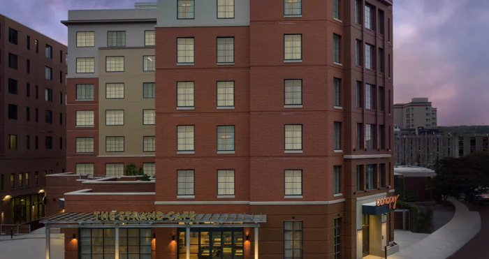 Canopy by Hilton Ithaca Downtown - Exterior