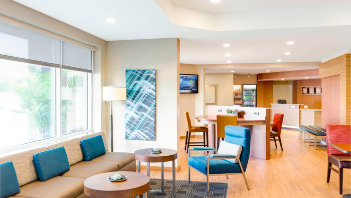 TownePlace Suites by Marriott in Twin Falls, Idaho - Lobby