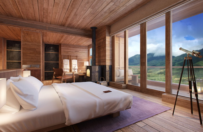 Suite at Six Senses Gangtey