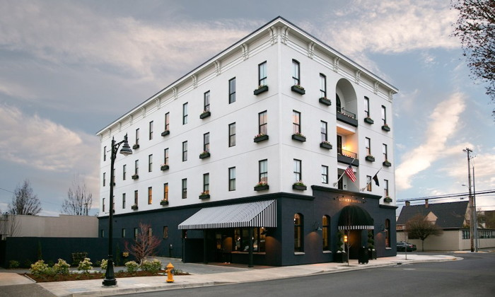 The Atticus Hotel  - Exterior